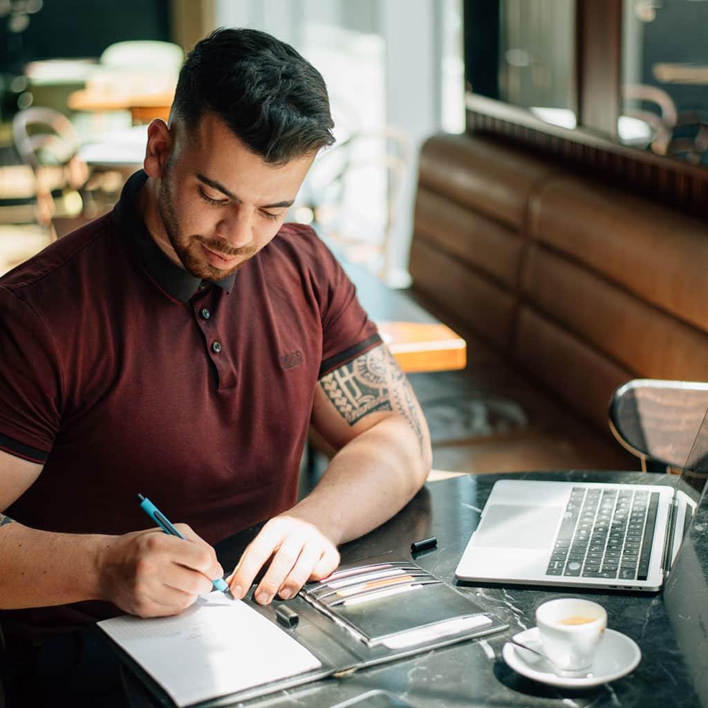 3. Konzepterstellung deines Erfolgsrezeptes